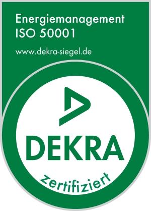 ISO 50001 Zertifizierung