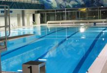 Schwimmhalle des Gartenhallenbad Bernhausen