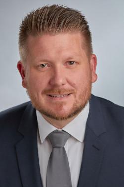 Geschäftsführer Jan Meier