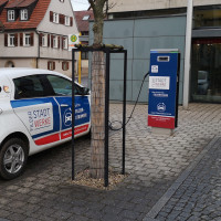 Rathausplatz Sielmingen