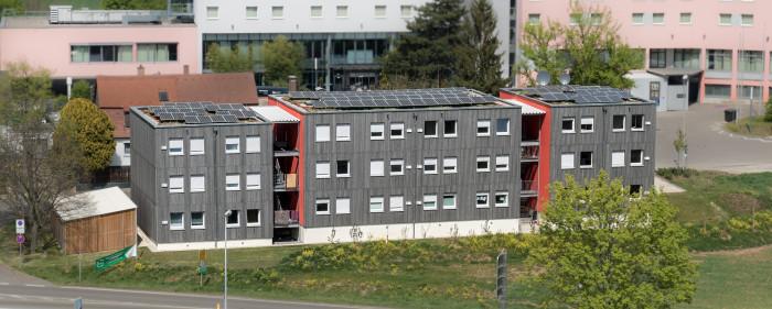PV Anlage Bonländer Hauptstraße